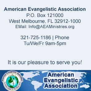 AEA Ministries - Here to serve you.