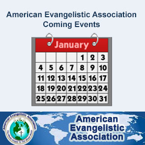 AEA Ministries - Calendar of Events