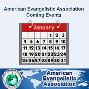 AEA Ministries - Calendar of Events