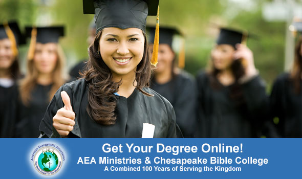 AEA Ministrie & Chesapeake Bible College