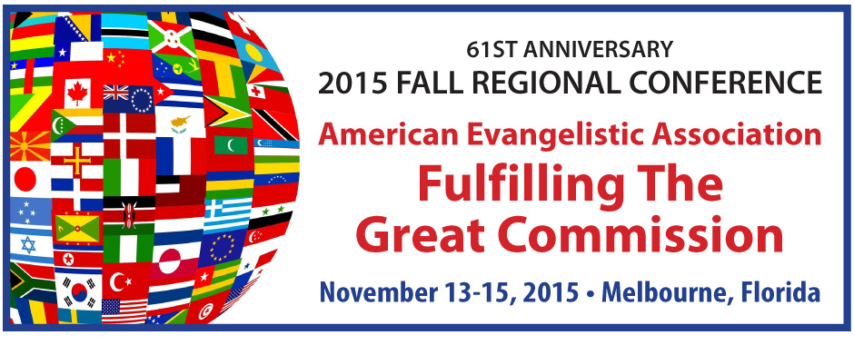 AEA Ministries Fall 2015 Conference