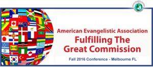 AEA Fall 2016 Conference