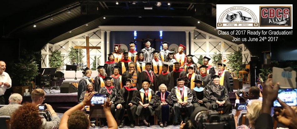 CBCS Graduation Coming Up